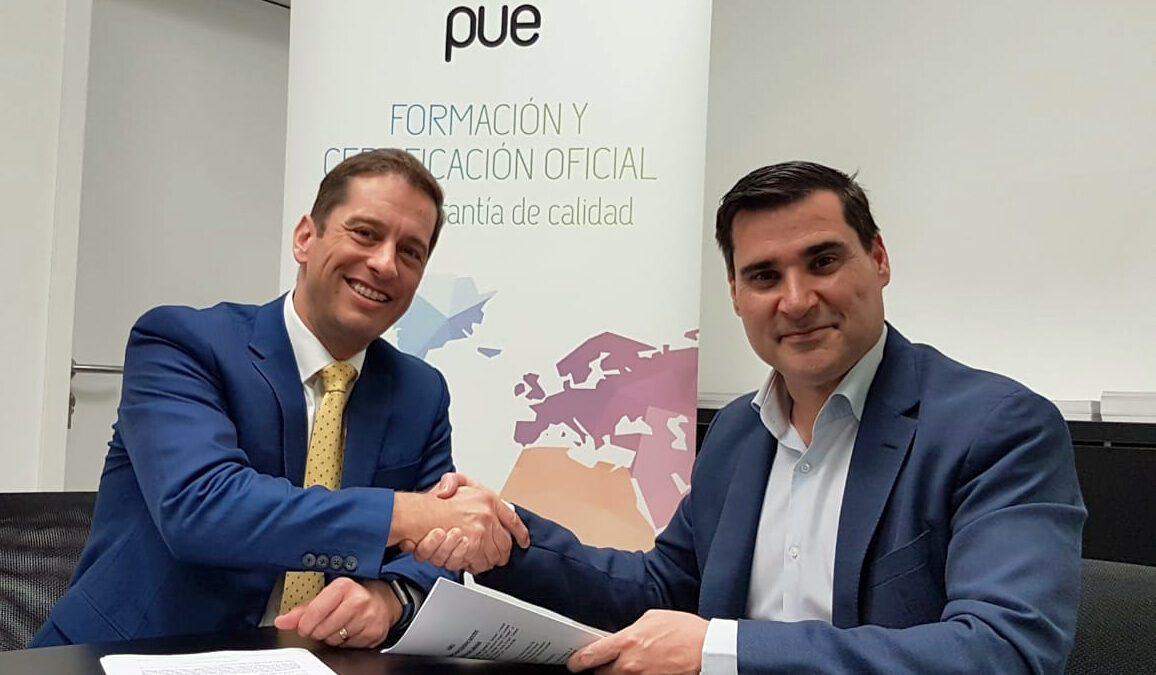 PUE, Solution Provider exclusivo de Certiport en España