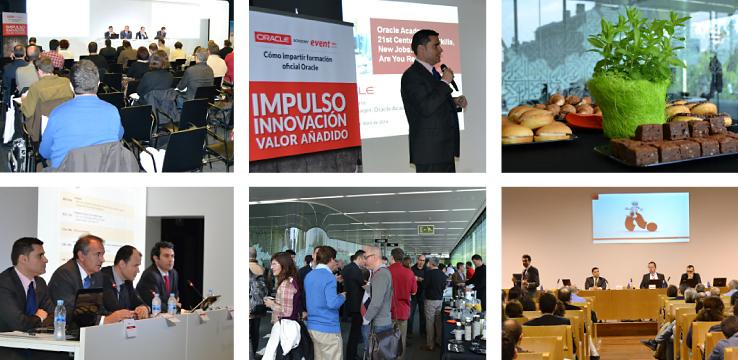 Oracle Academy Event presenta a nivel nacional la iniciativa académica Oracle Student Campus con una gran aceptación