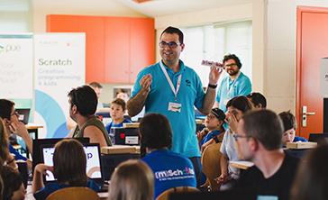 ¿Por qué TechCamp es cada año un éxito entre los jóvenes?