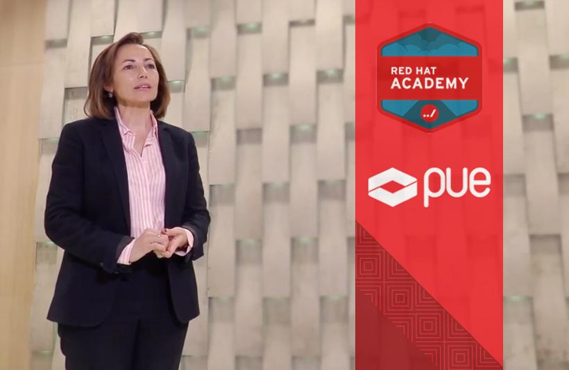 Tecnologías Open Source de la mano de Red Hat Academy