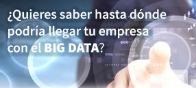 ¡Impulsa tu negocio con los datos!