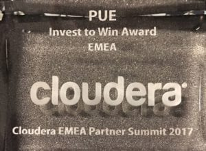 Cloudera Invest to Win Award