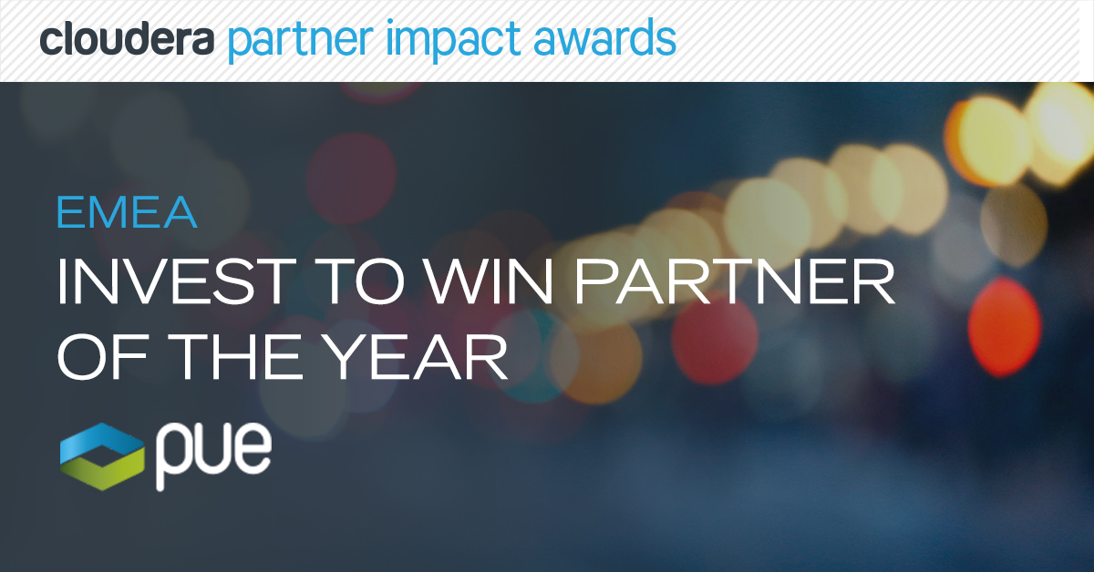 Invest to Win Cloudera Partner