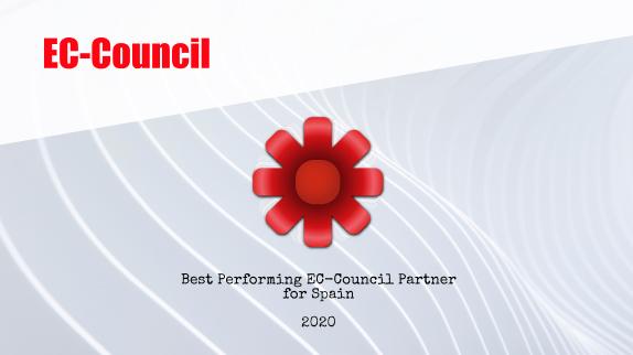 EC-Council reconoce a PUE como su mejor Training Partner en España en 2020