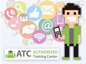 PUE refuerza su área de movilidad y se constituye como partner exclusivo de formación oficial de Android ATC en Catalunya