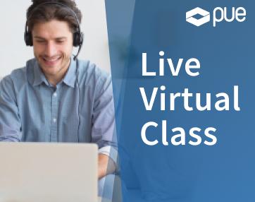 Te llevamos el aula a casa con Live Virtual Class de PUE