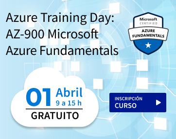 Curso gratuito AZ-900 Microsoft Azure Fundamentals en Live Virtual Class