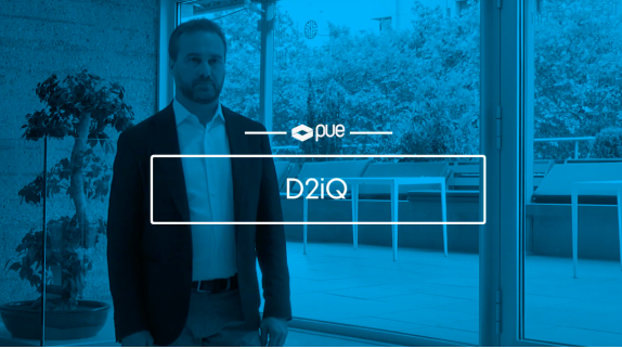 PUE is committed to D2iQ solutions in its developments, systems integrations and real time