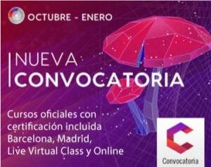 Convocatoria Octubre - Enero 2020 362x286