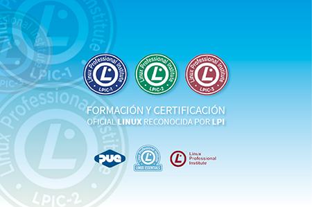 La oferta formativa de PUE incluye los cursos oficiales de calendario de LPI