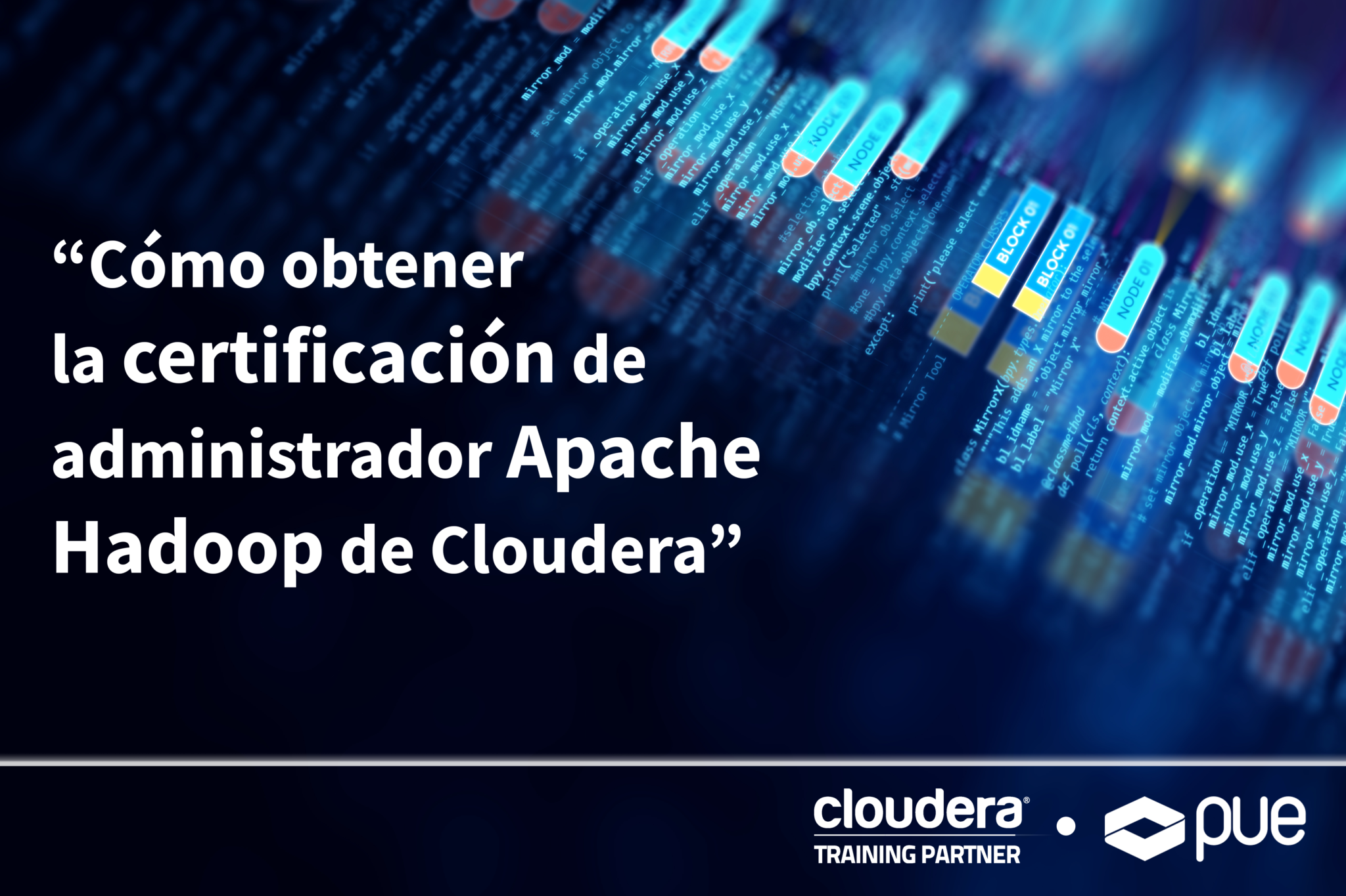 Certificación Administrador Apache Hadoop