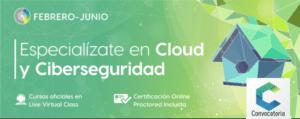 formación en tecnologías Cloud y Ciberseguridad