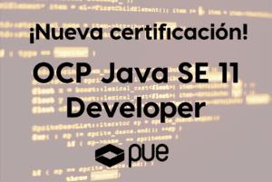 Image Nueva Certificación OCP Java SE 11 Developer
