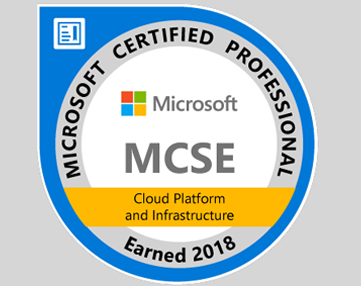 Conviértete en un experto en tecnología Azure con la certificación MCSE: Cloud Platform & Infrastructure
