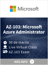 AZ-103: Microsoft Azure Administrator
