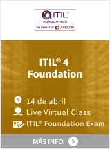 ITIL 4 Foundations