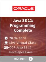 Java SE 11: Programming Complete