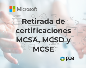 Microsoft pospone la fecha de retirada de las certificaciones MCSA, MCSD y MCSE al 31 de enero de 2021
