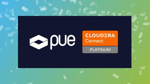 PUE reconocida como Cloudera Platinum Partner
